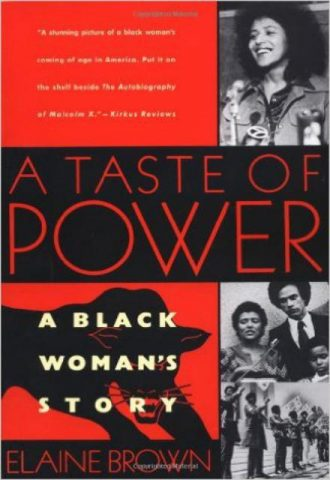 A Taste of Power A Black Womans Story