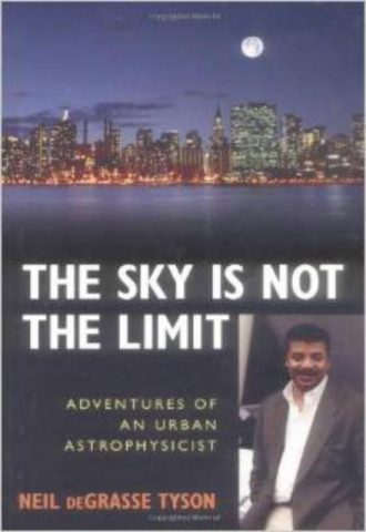 The Sky is Not the Limit - Adventures of an Urban Astrophysicist