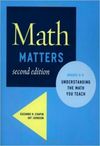 Math Matters Understanding the Math You Teach Grades K-8, 2nd Edition