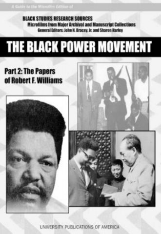 Robert Williams and the Black Power Movement