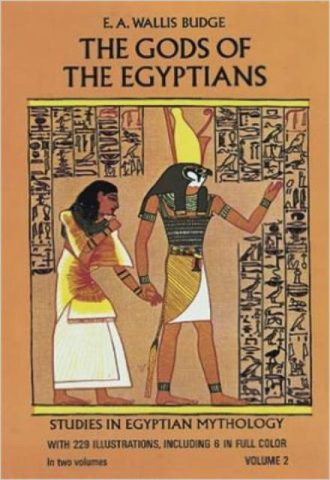 The Gods of the Egyptians, Volume 2