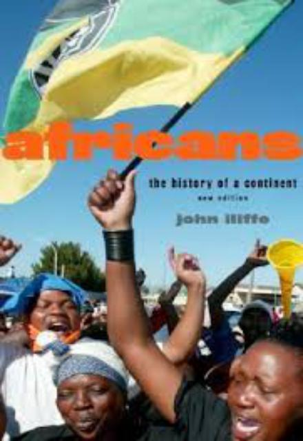 Africans History of a continent
