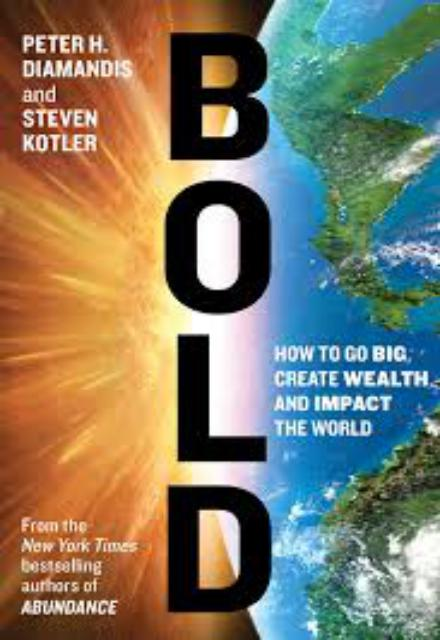 BOLD - How to Go Big Create Wealth and Impact the World