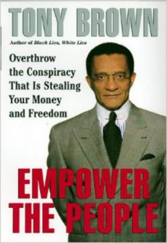 Empower the People Overthrow The Conspiracy That Is Stealing Your Money And Freedom