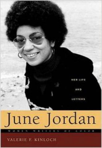 June Jordan Her Life and Letters (Women Writers of Color)