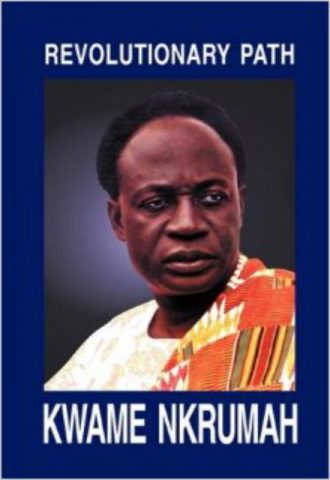 Revolutionary Path by Kwame Nkrumah