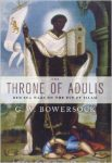 The Throne of Adulis Red Sea Wars on the Eve of Islam