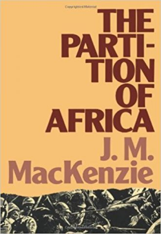 The Partition of Africa by John M.MacKenzie_440x640