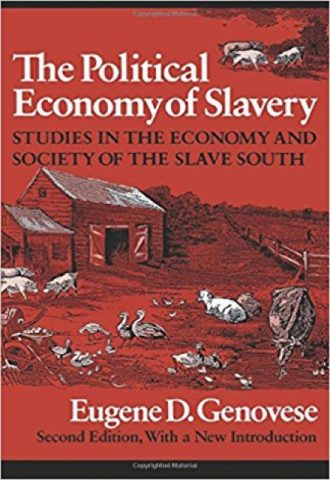 The Political Economy of Slavery_440x640