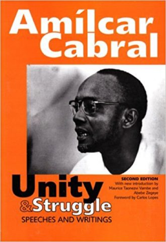 Unity and Struggle Speeches and Writings by Amilcar Cabral_440x640