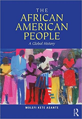 African American People- A Global History - Molefi Kete Asante_440x640