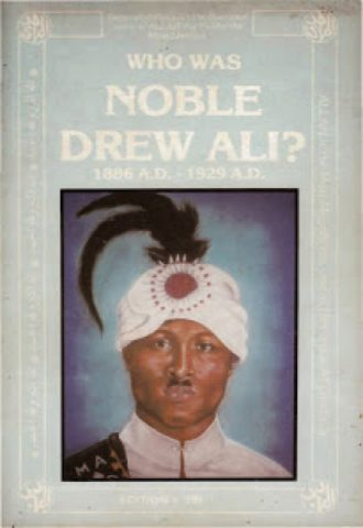 Who was Noble Drew Ali 1886 A.D - 1929 A.D._440x640