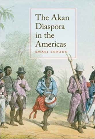 The Akan Diaspora in the Americas_440x640