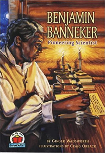 Benjamin Banneker - Pioneering Scientist (Children's Book)_440x640