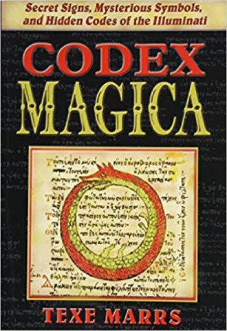 Codex Magica- Secret Signs, Mysterious Symbols, and Hidden Codes of the Illuminati _440x640