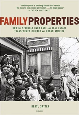 Family Properties- Race, Real Estate, and the Exploitation of Black Urban America_440x640