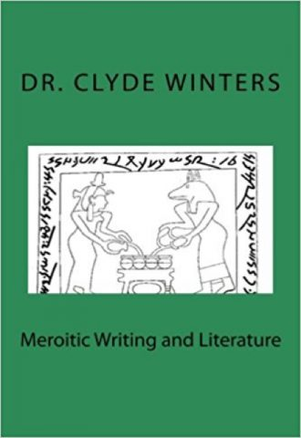 Meroitic Writing and Literature_440x640