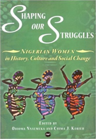 Shaping Our Struggles- Nigerian Women in History, Culture ans Social Change_440x640
