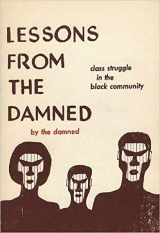 Lessons from the Damned- Class Struggle in the Black Community_440x640