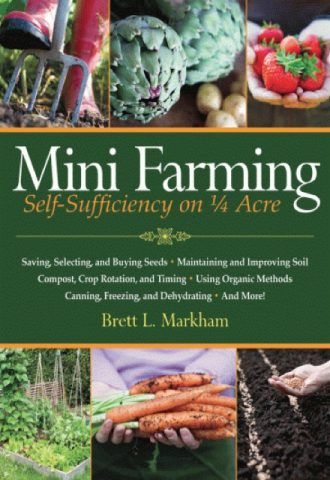 Mini Farming Self-Sufficiency on a Quarter Acre_440X640