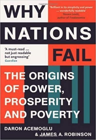 Why Nations Fail- The Origins of Power, Prosperity and Poverty_440X640
