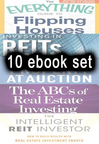 The Afrikan Library_10 books set real estate - Real Estate - 15165
