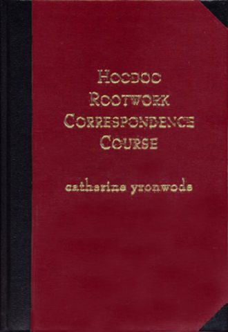 The Afrikan Library_Hoodoo Rootwork Correspondence Course- A One-Year Series of Weekly Lessons in African-American Conjure_440x640 - H Covers - 15141