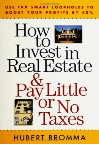 The Afrikan Library_How to Invest in Real Estate And Pay Little or No Taxes- Use Tax Smart Loopholes to Boost Your Profits By 40_440x640 - H Covers - 15007