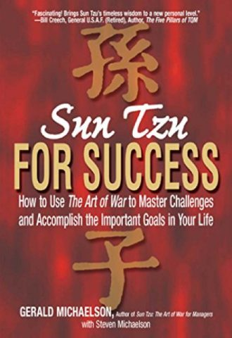 The Afrikan Library_Sun Tzu For Success- How to Use the Art of War to Master Challenges and Accomplish the Important Goals in Your Life_440x640 - S Covers - 15178