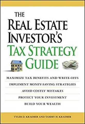 The Afrikan Library_The Real Estate Investor's Tax Strategy Guide_440x640 - R Covers - 15009