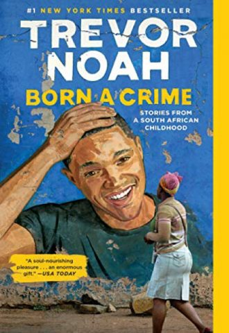The Afrikan Library_Born a Crime- Stories from a South African Childhood_440x640 - B Covers - 17483