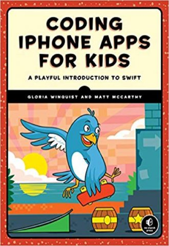 The Afrikan Library_Coding iPhone Apps for Kids- A Playful Introduction to Swift Paperback – May 15, 2017 _440x640 - C Covers - 17536