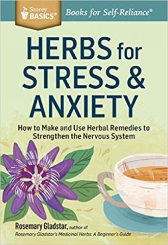 The Afrikan Library_Herbs for Stress & Anxiety- How to Make and Use Herbal Remedies to Strengthen the Nervous System_440x640 - H Covers - 17591