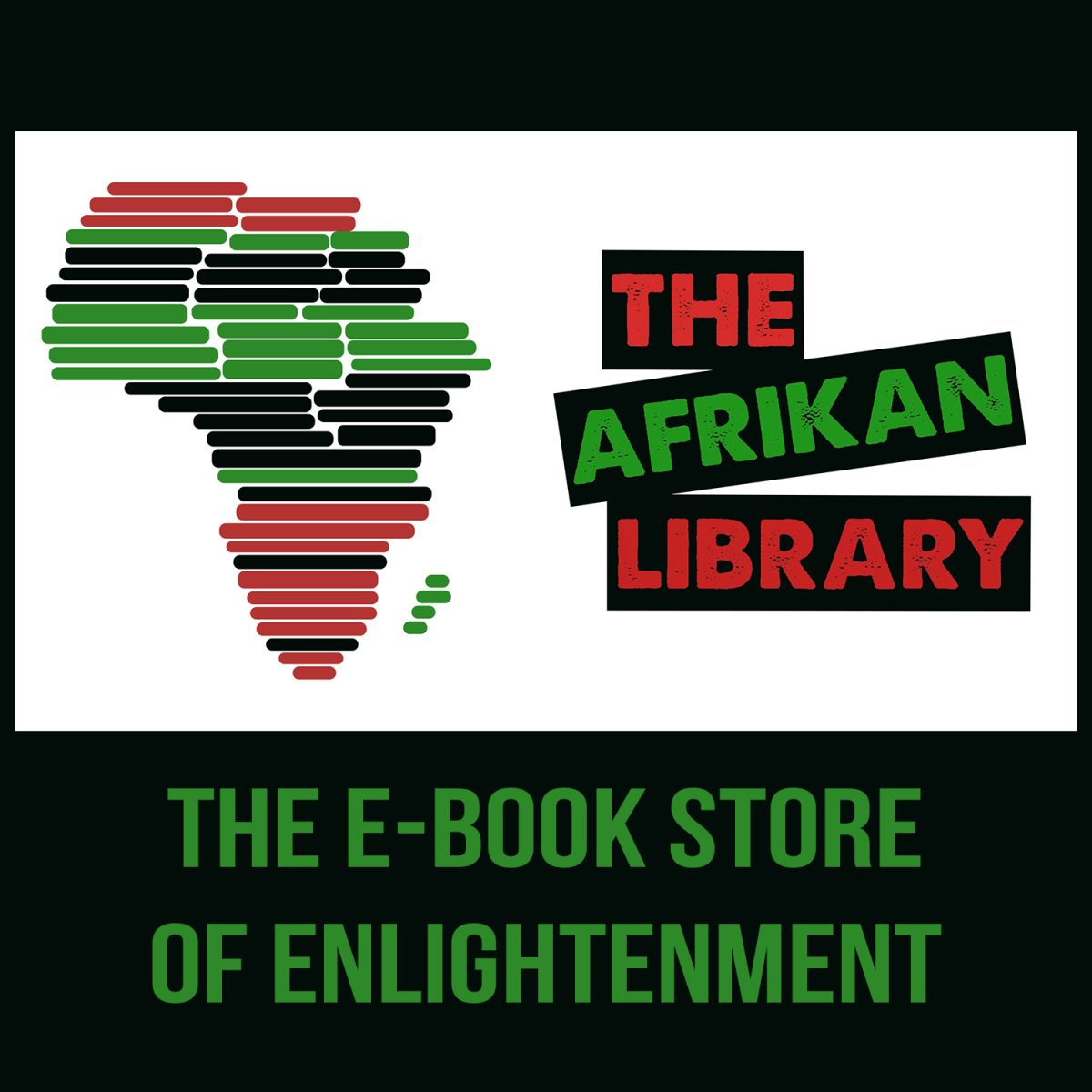 The Afrikan Library – Ebook Store of Enlightenment…