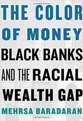 The Afrikan Library_The Color of Money- Black Banks and the Racial Wealth Gap _440x640 - C Covers - 17595