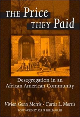 The Afrikan Library_The Price They Paid- Desegregation in an African American Community_440x640 - P Covers - 17569