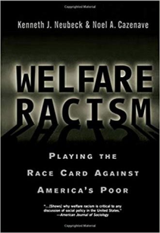 The Afrikan Library_Welfare Racism- Playing the Race Card Against America's Poor_440x640 - W Covers - 17564