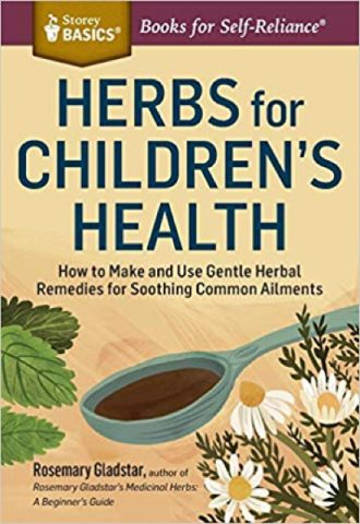 The Afrikan Library_herbs for children_440x640 - H Covers - 17588