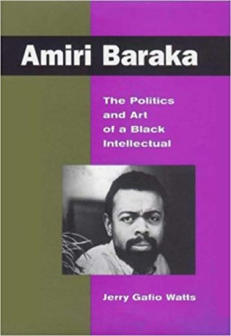 The Afrikan Library_Amiri Baraka- The Politics and Art of a Black Intellectual_440x640 - A Covers - 17622