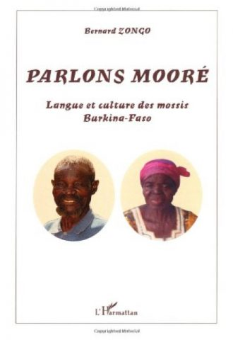 The Afrikan Library_Parlons mooré - Langue et culture des mossis, Burkina-Faso_440x640 - Other languages - 17612
