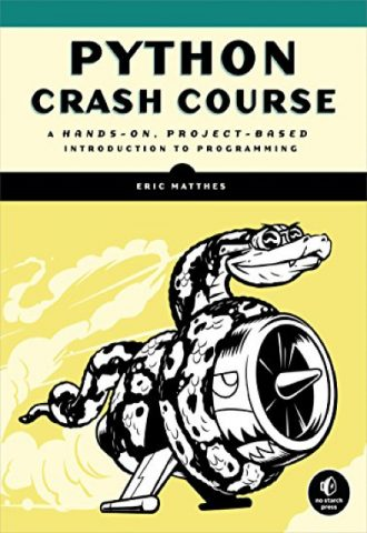 The Afrikan Library_Python Crash Course- A Hands-On, Project-Based Introduction to Programming_440x640 - P Covers - 17603