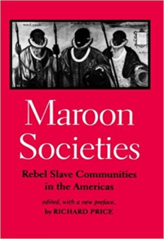 The Afrikan Library_Maroon Societies- Rebel Slave Communities in the Americas_440x640 - M Covers - 17671