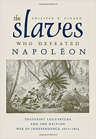 The Afrikan Library_The Slaves Who Defeated Napoleon- Toussaint Louverture and the Haitian War of Independence, 1801–1804_440x640 - S Covers - 17670