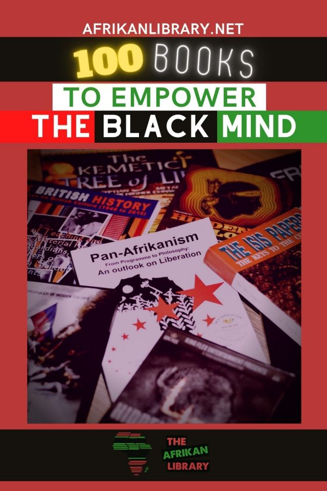 top 100 books for empowering the black mind