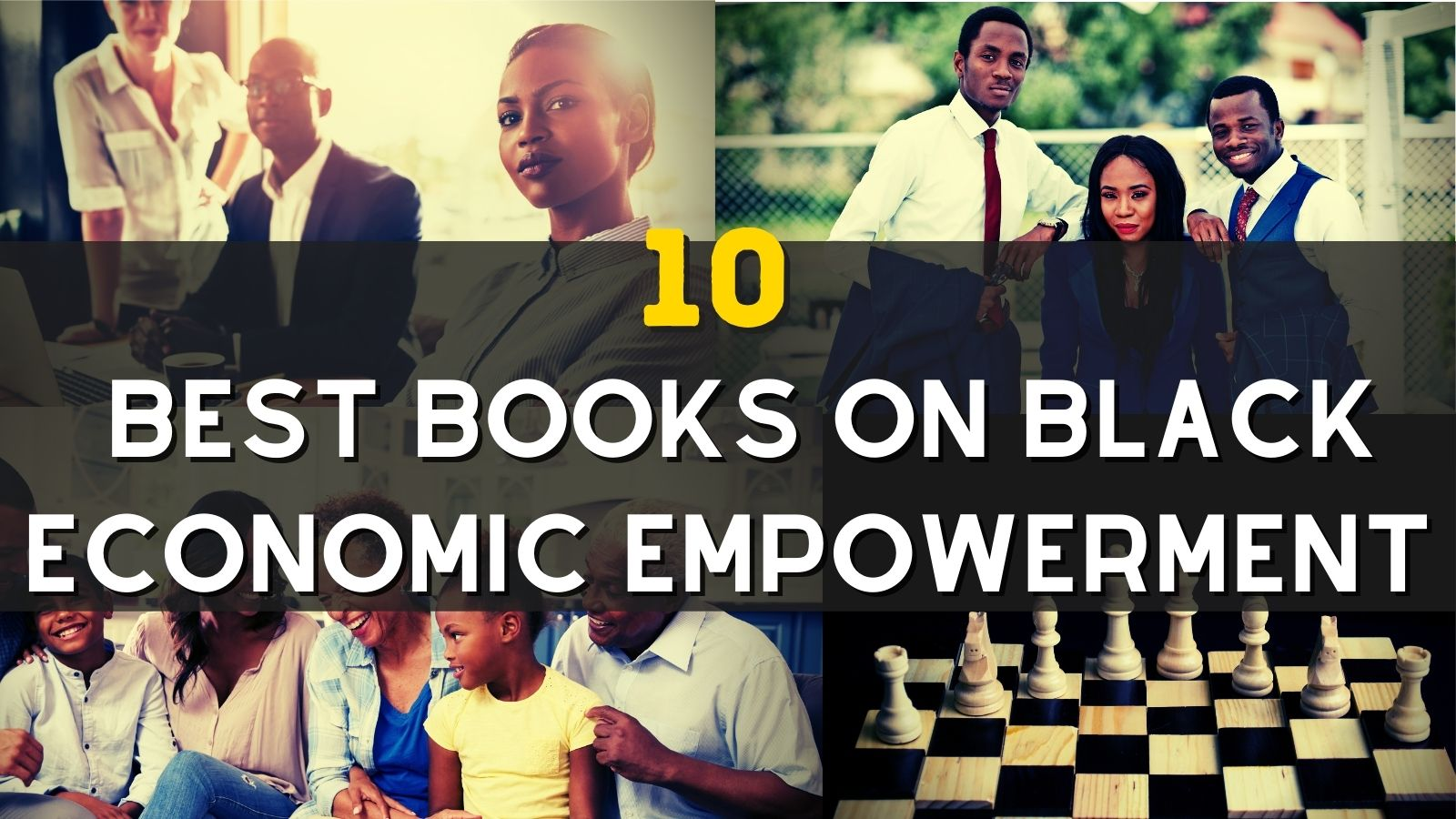 10 Best Books On Black Economic Empowerment